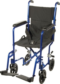 Drive ATC19 Transport Chair
