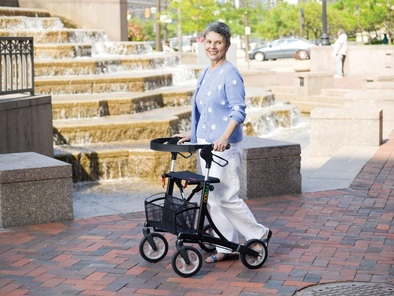 Rollators, Walkers by Drive, Invacare, Medline, Probasics