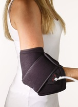 Corflex Cryotherm Pneumatic Ice Compression Therapy for the elbow