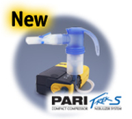 Pari Trek Battery operated nebulizer
