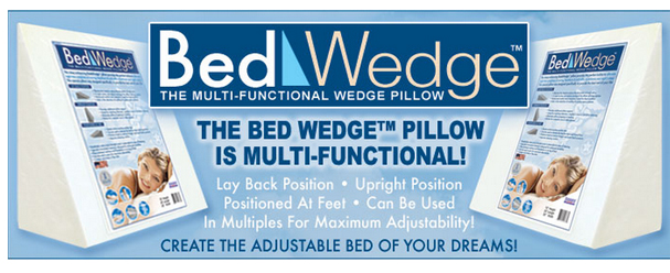 bed wedge,pillows,and wedge cushions
