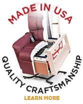 Made in USA Golden Seat Lift Chairs