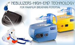 Pari Vios Adult & Pediatric Nebulizers