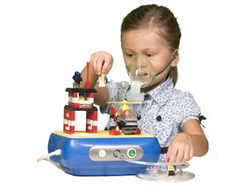Pari Pediatric child's nebulizer