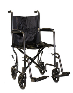 Lightweight Transport Wheelchair, transport chair, travel chair