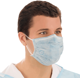 Seventh Street Medical Supply Biomask Antimicrobial Face